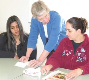 Sister Norma & ESL students 6
