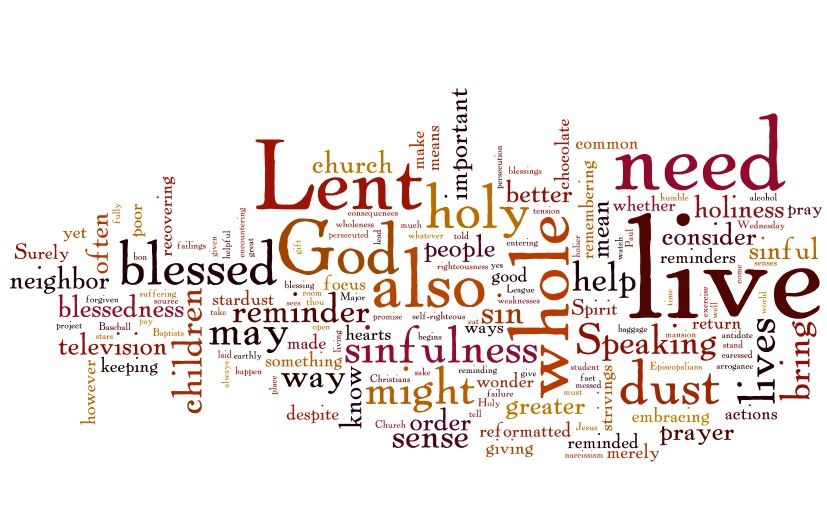 Lent Symbols And Meanings Three traditional lenten