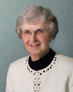 Ursuline Sister Patricia McNicholas