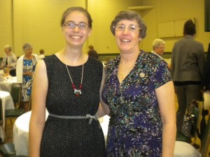 Mary Ann and Sister Betty