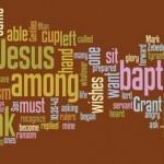Wordle: Mark 10:35-45